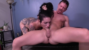 Creampie tattooed arab Arabelle Raphael HD