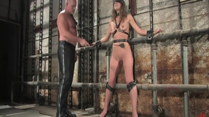 Young girl submissive punishment