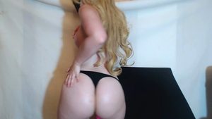 Reality european playing with sex toys live on cam