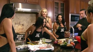 Reality plowing hard together with Nikki Benz among Keiran Lee