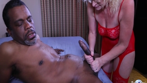 Big ass Creampie Cathy has a soft spot for plowing hard