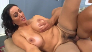 Hairy pussy persian MILF Persia Monir rough getting facial HD