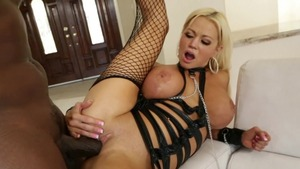 Alura Jenson starring busty Lexington Steele