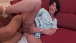 Fucks in the ass starring hot french amateur