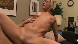 Sex scene escorted by big ass