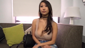 Asian celebrity tits fucking at the castings