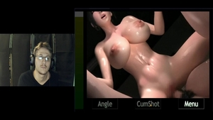 3d large boobs mature pussy eating