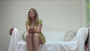 Teen chick got nailed at the audition in HD