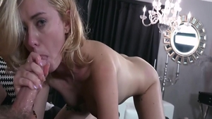 Raw pussy sex together with Haley Reed