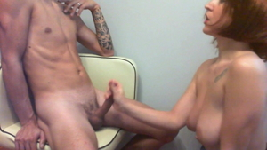 Taboo sloppy fucking with mature