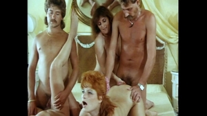 Hairy small boobs babe raw group sex