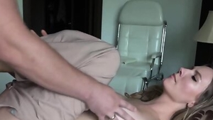 Huge boobs stepmom POV cumshot