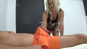 Stepmother enjoys nailed rough in HD