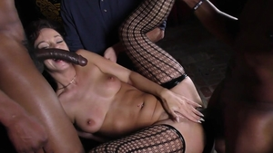 Fetish ramming hard with Jada Stevens