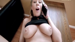 Huge boobs girlfriend wishes for cum on face