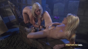 Dirty and large tits Alexis Ford toys