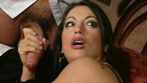 Girl Justine Ashley has a thing for hard pounding in HD