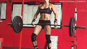 Solo muscle babe fitness
