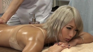 Big ass korean babe really likes real sex in HD