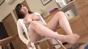 Big tits asian brunette wishes raw fucking in HD
