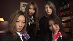 Uncensored japanese orgy in Tokyo