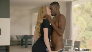 Hard sex escorted by sexy blonde