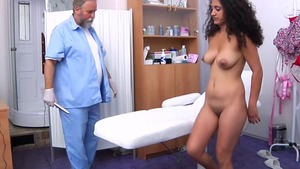 Big boobs ebony doctor fetish pussy fucking in hospital
