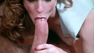 Wet girl Juliet Anderson has a soft spot for swallow