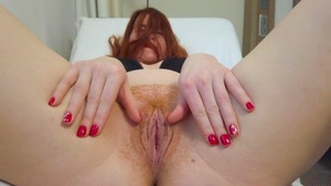 Sex scene with ginger stepmom